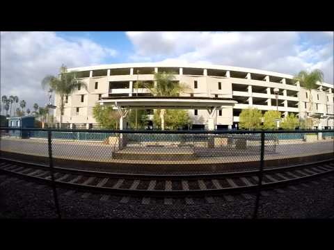 Riverside Metrolink Ride 11-14-14