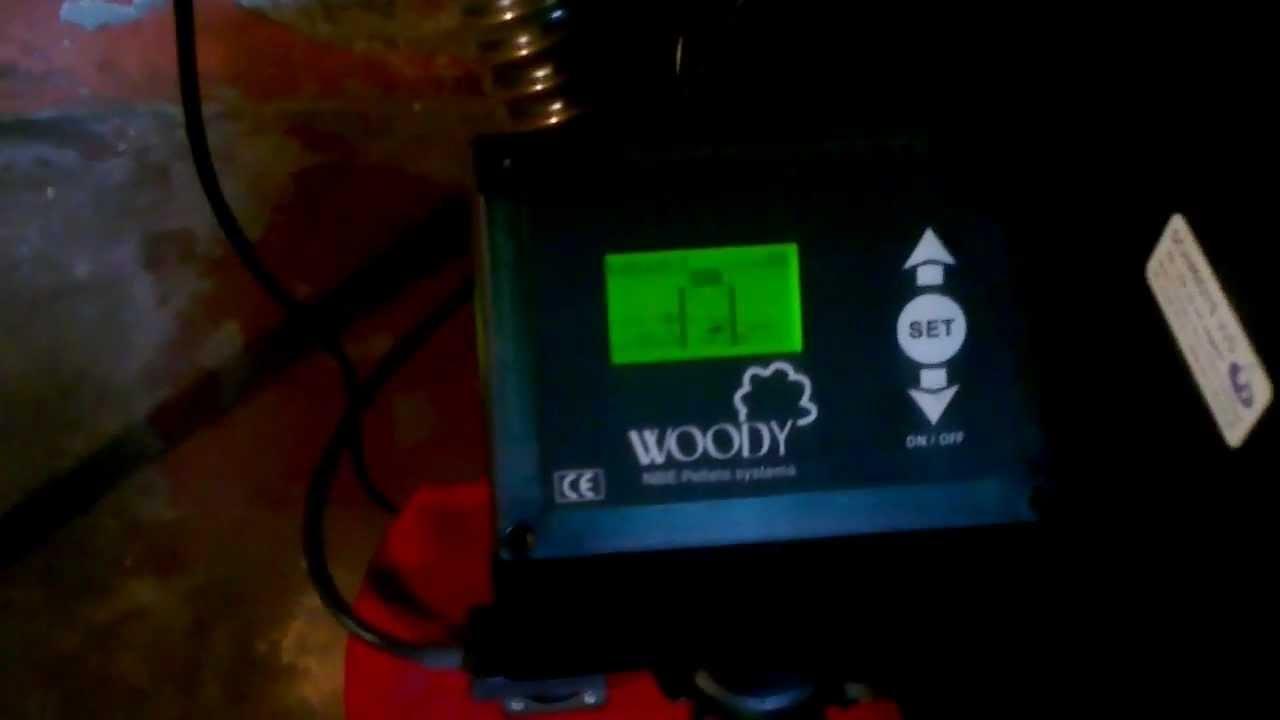 Godt Woody Pillefyr monteret af Schmidts Vvs - YouTube TE29