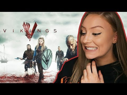 Icelander REACTS To VIKINGS