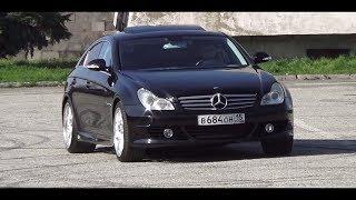 Mercedes Cls V8 Lorinser-Style. Банан На Стиле.