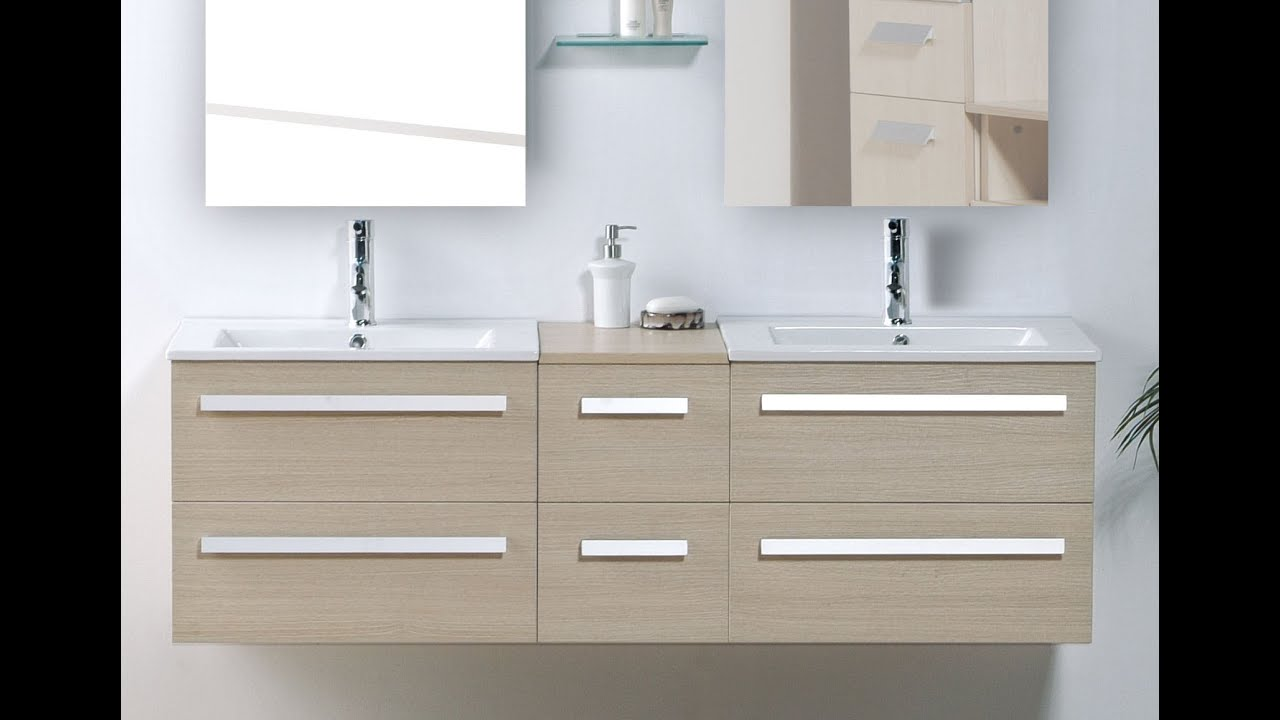 beliani modern bathroom furniture with wash basins, wash basin