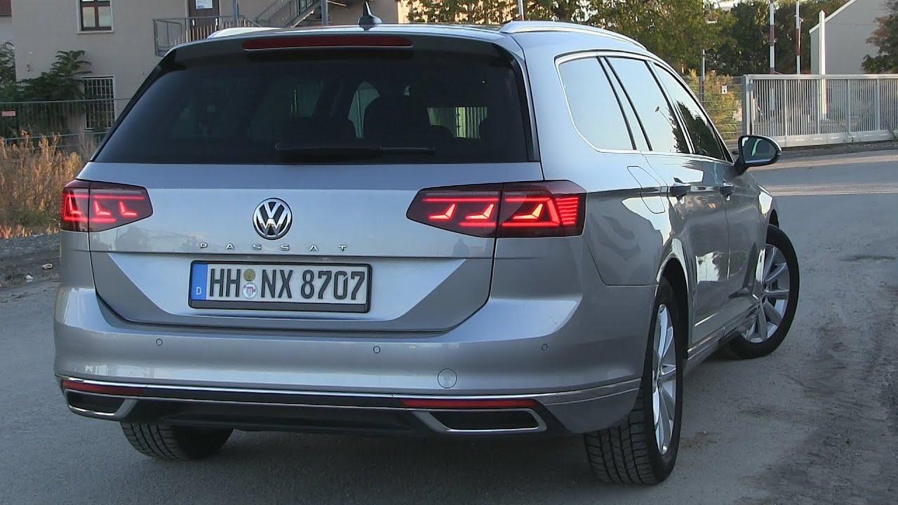 2020 VW Passat Variant 2.0 TDI SCR DSG (150 PS) TEST DRIVE