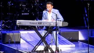 Frankie J en Chicago August 3, 2012