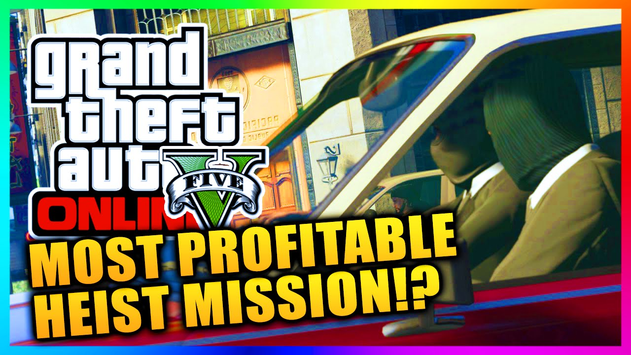 how to get the heist missions