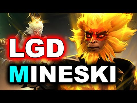 LGD vs MINESKI - Chain Feed THROW! - Perfect World Masters - Minor DOTA 2