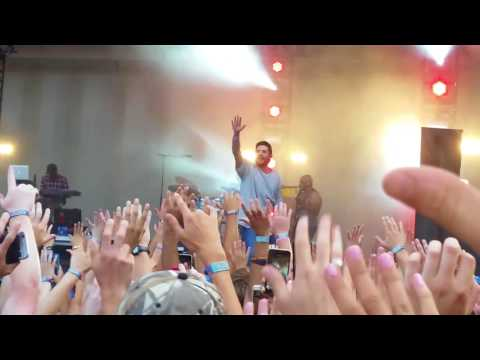 Jon Bellion Live at Lollapalooza 2017