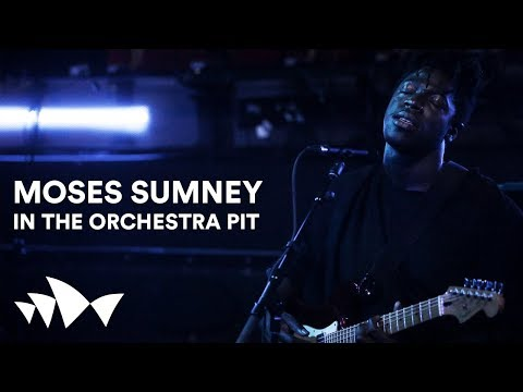 "Moses Sumney performs ""Don't Bother Calling"" (Live at Sydney Opera House)"