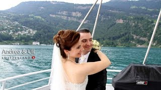 Hochzeitsfilm in der Schweiz