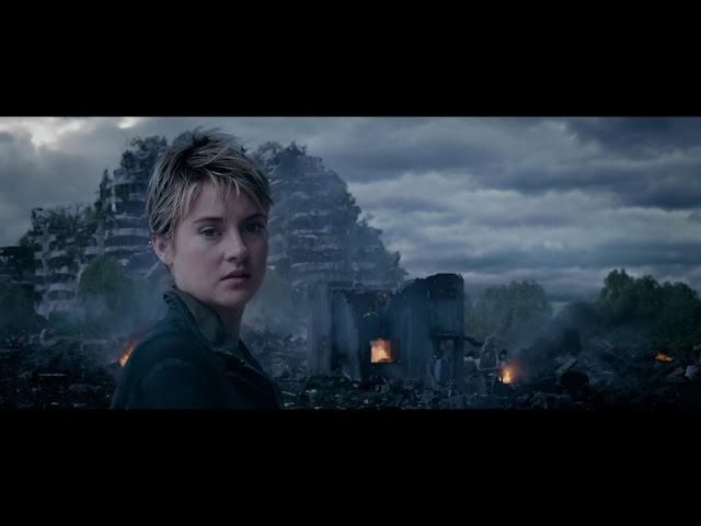 "Insurgent - Official Trailer #1 - ""Defy Reality"""