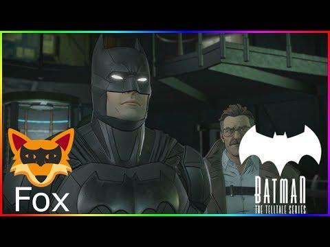 Batman telltale (The Enemy Within) Episode 1 Season 2(Part 4)