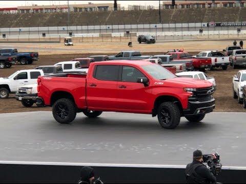 2019 Chevrolet Silverado 1500 Trail Boss takes bowtie ...