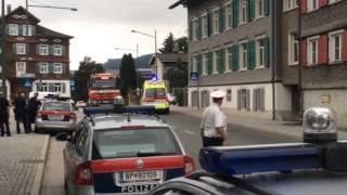 Pensionist in Alberschwende von 23-Jährigem Vorarlberger attackiert