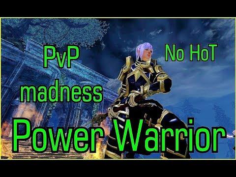 Guild Wars 2 - Power Warrior PvP no HoT #NeverGiveUp