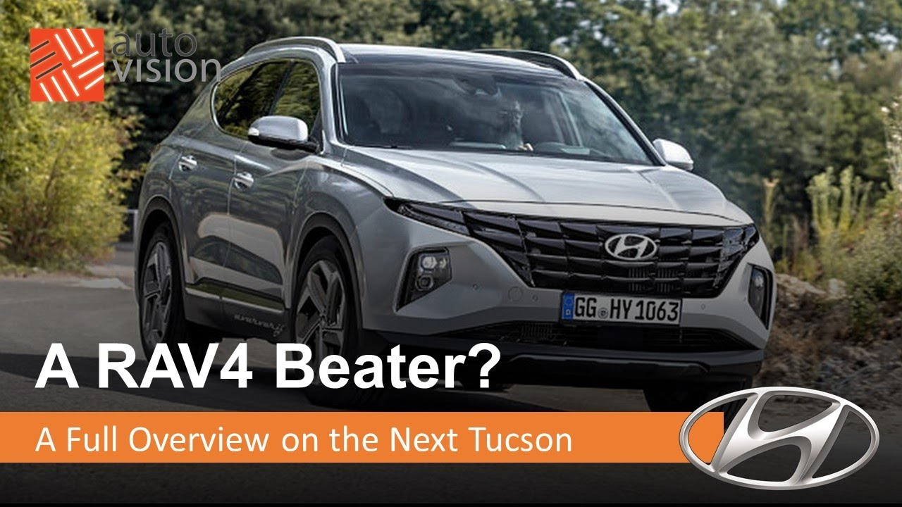 every information on the new 2021 hyundai tucson a