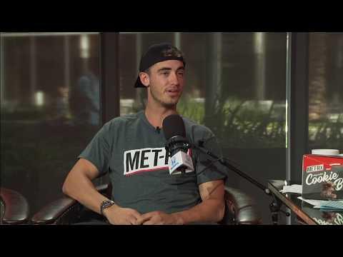 Dodgers OF Cody Bellinger Talks 2018 Season & More w/Rich Eisen   Full Interview   8/23/18