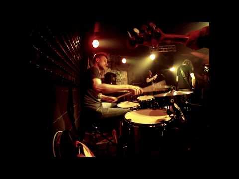 The Grand Astoria - drum cam Sabotage Dresden 17.03.2016