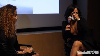 Emotions Run High At K Michelle