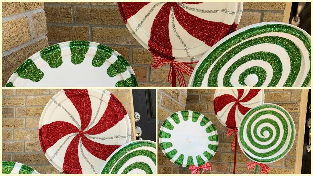 Manualidades Vistosas.Manualidades Navidenas Con Reciclaje Recycled Christmas Crafts