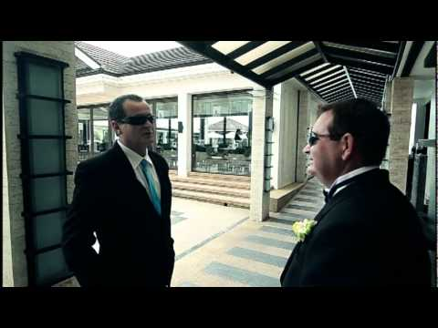 Peter Cromb and Gemma Mas Wedding 2011 Video # 1