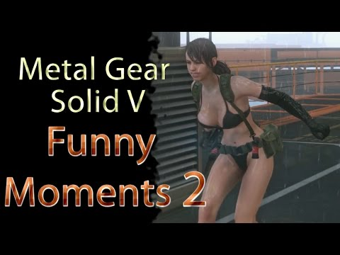 Metal Gear Solid V - Funny Moments Part 2