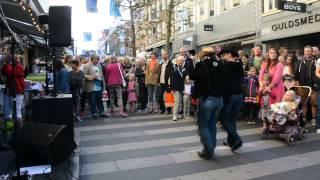aarhus usa parade gennem strget 4 juni 2013 med the works pretty woman