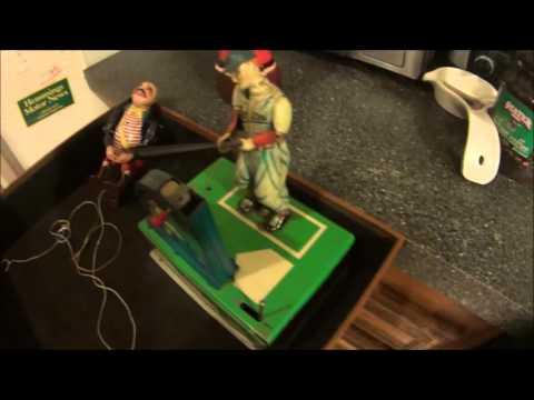 Antique Auction Haul Tin Toys resale on ebay for profit
