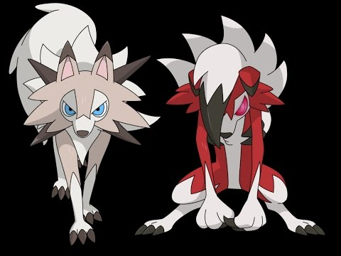 Pokemon Sun And Moon: How To Get Lycanroc (plus Rockruff) And Which Form It Will Be!