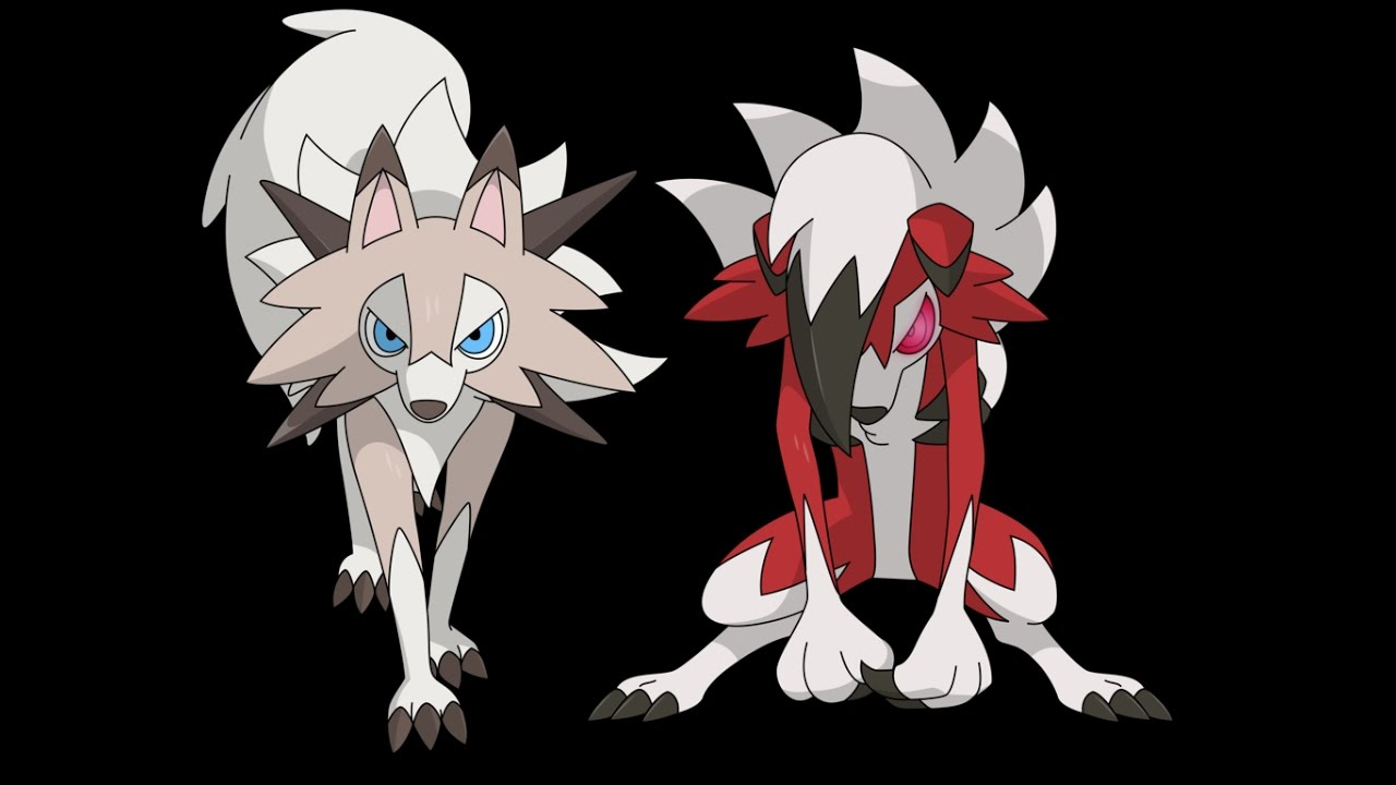 Pokemon Sun and Moon: How to get lycanroc (plus rockruff) and ...