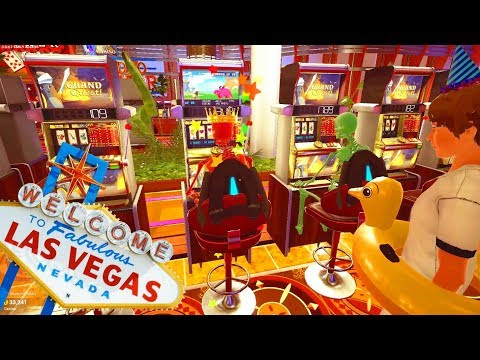 Hova & Speedy Go To The Casino! Tower Unite