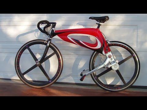 Велосипед NuBike без цепного привода