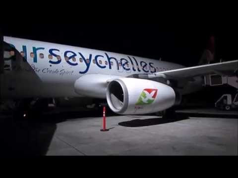 Full Flight Report |Air Seychelles-A320| Economy Class from Mauritius-Seychelles|