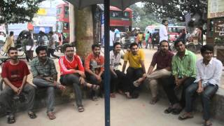 the postmortem of hall life memory, Jahangirnagar University