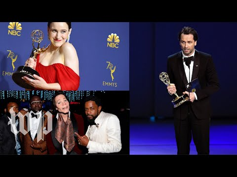 Emmy Awards 2018: Winners and biggest moments