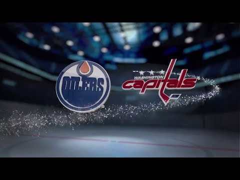 Edmonton Oilers vs Washington Capitals - November 12, 2017 | Game Highlights | NHL 2017/18. Обзор