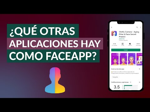 ¿Qué Otras Aplicaciones hay como FaceApp para Cambiar mi Cara?