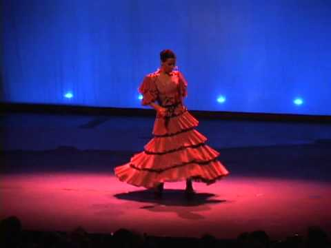 Solea. Latin Festival 08 @ The Players Theater Sarasota, FL.