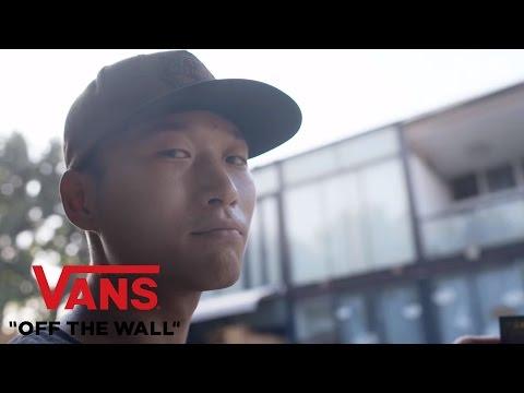Asia Tour 2015 - Beijing: Zhange Ziyang | House of Vans | VANS