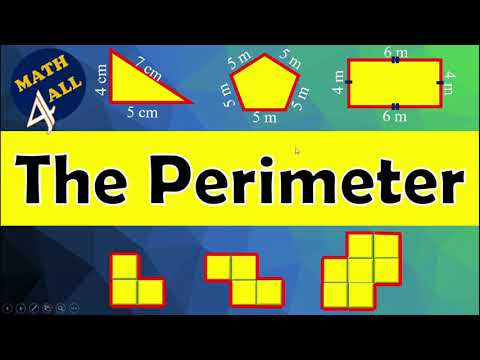 How To Find The Perimeter Of Regular And Irregular Polygons? - Math 4 all