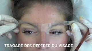 vidéo micropigmentation des sourcils