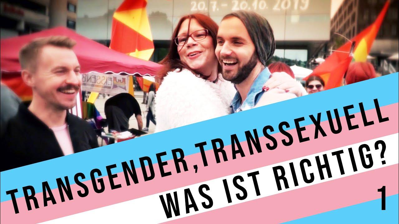 Was Ist Transsexuell