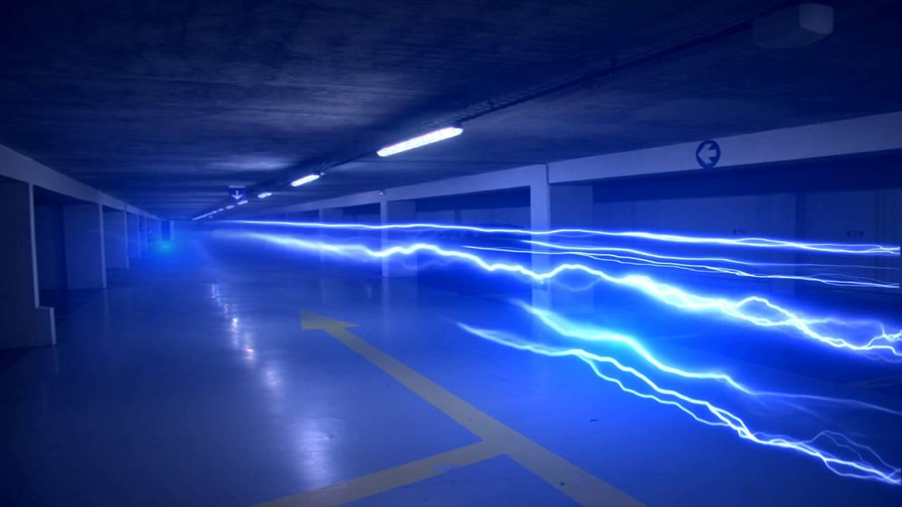 After Effect : The Flash Lightning Zoom - Test3 VFX - YouTube