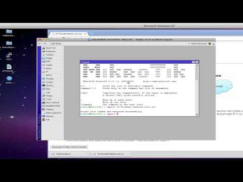 IP-Firewall-Address-List Generator