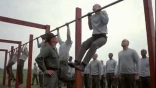 Grandes escenas del Cine 6  - SARGENTO INSTRUCTOR HARTMAN (La Chaqueta Metalica) [PARTE 3]