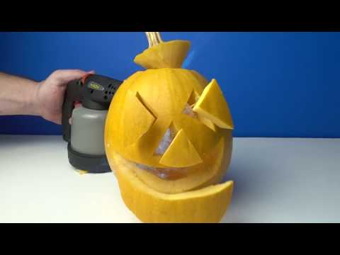 Thumbnail: Awesome Life Hacks for Halloween - Exploding Pumpkin