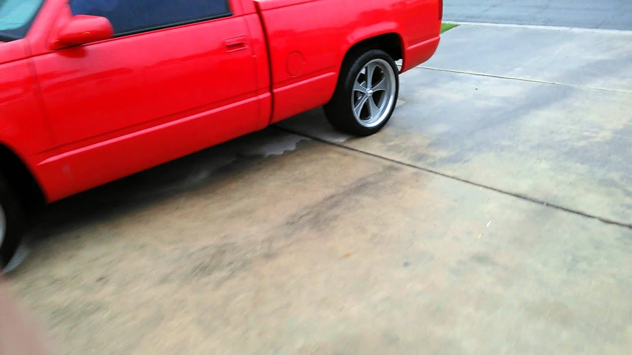 1991 Chevy 1500 350 bored 30 over