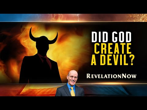 "Revelation NOW: Episode 3 ""Did God Create a Devil?"" with Doug Batchelor"