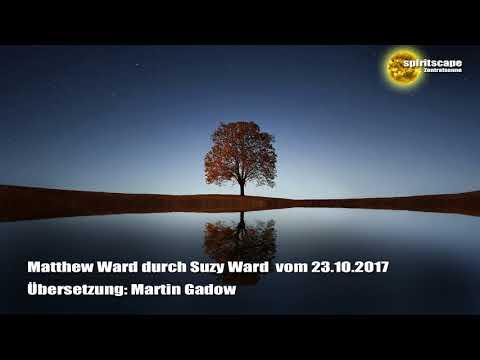 Matthew Ward - 23.10.2017 (Deutsche Fassung)
