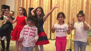 Yezidi Kurdish Wedding Езидская свадьба  в Ярославле песня Samvel Amzoyan Le Le Rnde