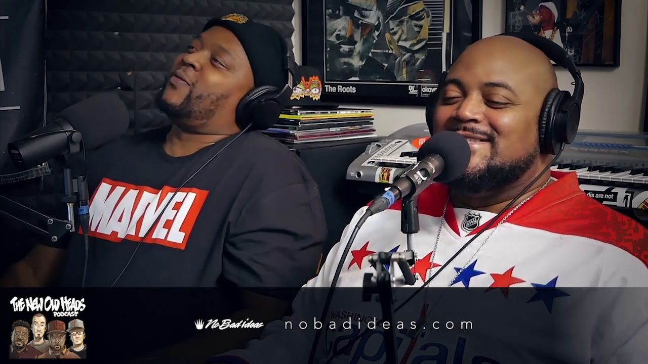 Who's your hip hop president? | New Old Heads Podcast