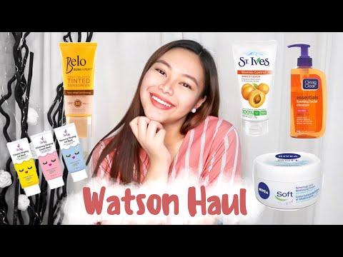 Watson Haul (Skin Care)